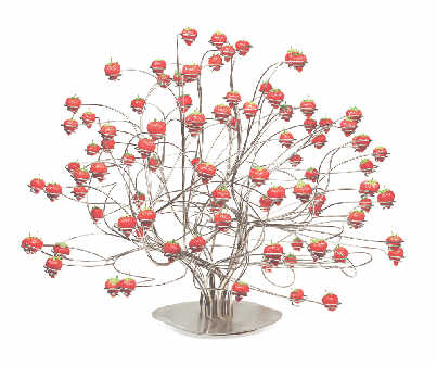 Chocolate Strawberry Tree or Tree For a Strawberry
